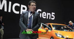 Sefiane Hasnaoui, vice-président de Nissan Algérie