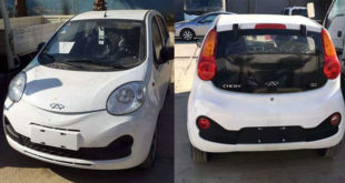 cherry QQ Algérie GM Trade