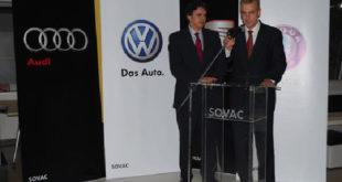 Groupe Volkswagen SOVAC Algérie