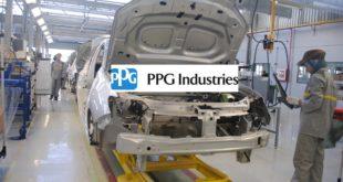 PPG Renault Algérie Production