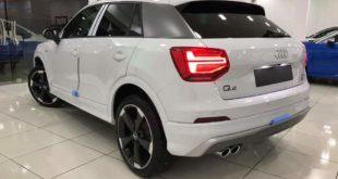 Audi Q2 Algérie