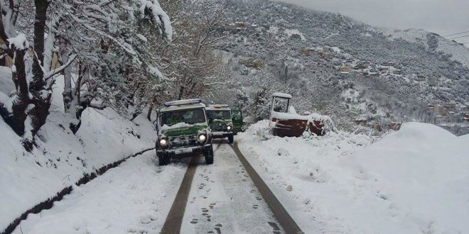 BMS chutes de neige