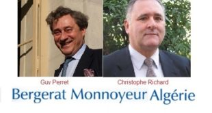 Bergerat Monnoyeur Algérie