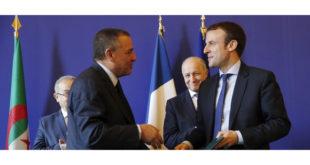 Bouchouareb - Macron