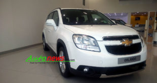 Chevrolet Orlando Cima Motors 1
