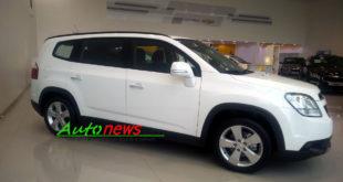 Chevrolet Orlando Cima Motors 2