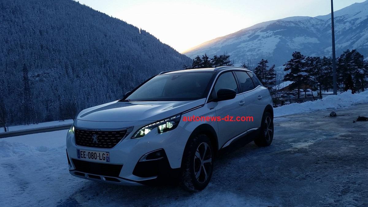 Peugeot 3008 France 2