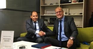 Renault Algérie signe un partenariat avec la CNAN MED