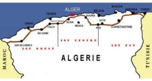 autoroute Est Ouest Algérie
