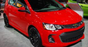 Cima Motors : Arrivée de la nouvelle Chevrolet Sonic en Algérie