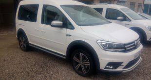 nouveau Volkswagen Caddy Algérie.1