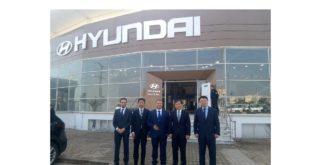 GMI reçoit la visite du président de Hyundai Motors Company 2