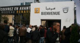 Renault Algérie Guillaume Josselin
