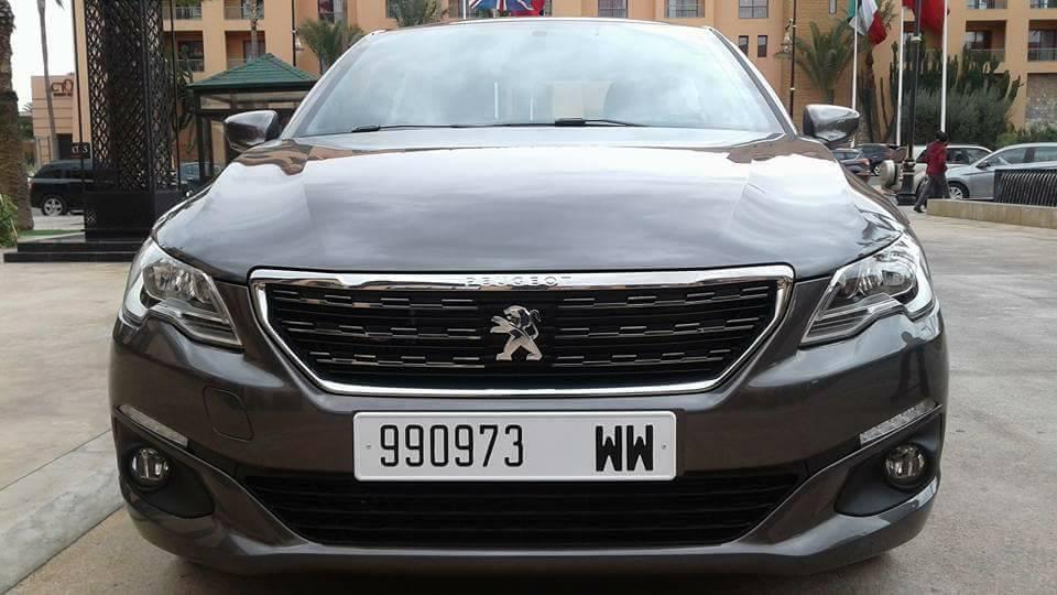 nouvelle Peugeot 301 Algérie 1