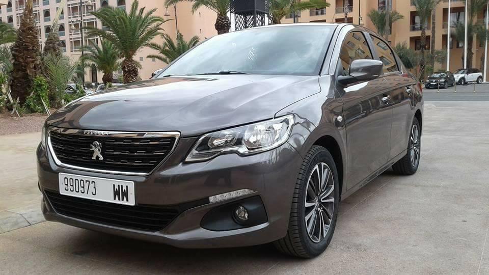nouvelle Peugeot 301 Algérie