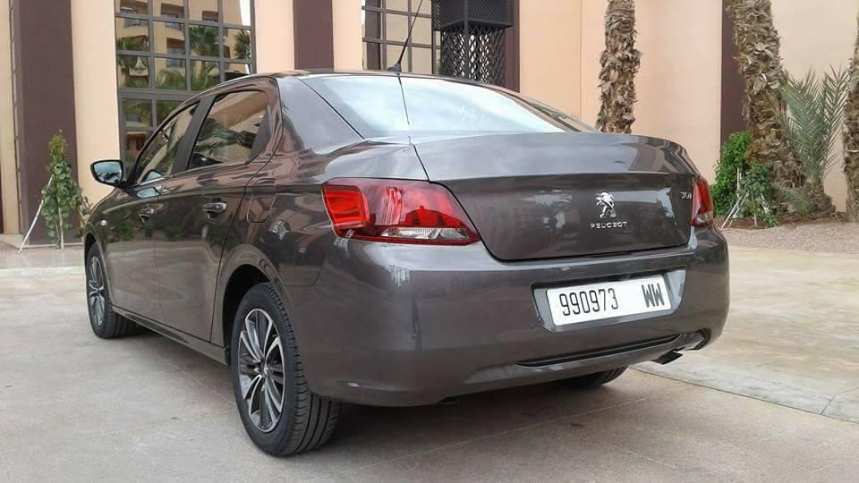 nouvelle Peugeot 301 Algérie 2