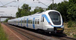 trains Coradia Algérie