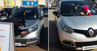 Renault Algérie 8 mars