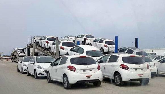 importation automobile Algérie1
