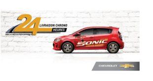 Chevrolet Sonic Cima