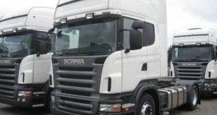 Scania Algérie SAIDA