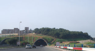 tunnel Oued Ouchayah