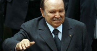 Boudeflika Algérie