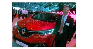 André ABBOUD, nouveau directeur général du groupe Renault Algérie