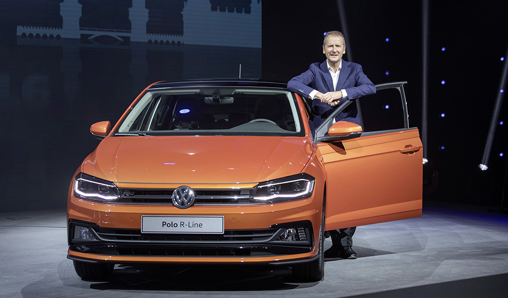 The new Volkswagen Polo (1)