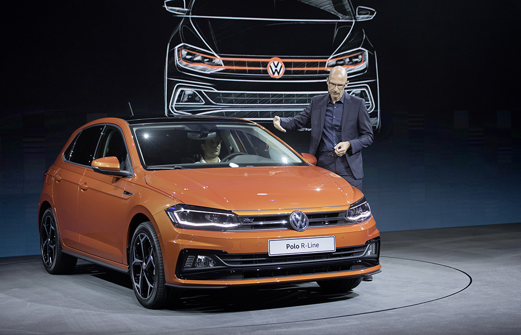 The new Volkswagen Polo (4)
