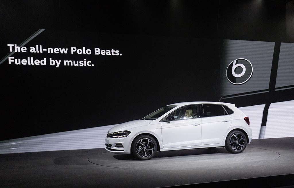 Volkswagen Weltpremiere ? Der neue Polo beats