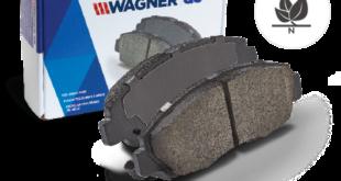 plaquettes de frein de Wagner QS