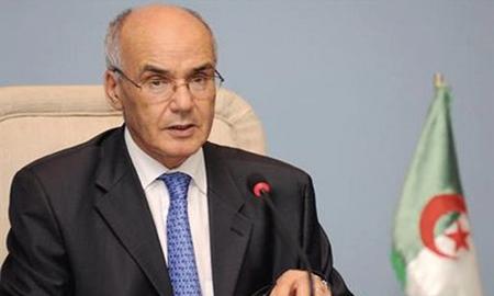 Youcef Yousfi, ministre de l'Industrie et des Mines