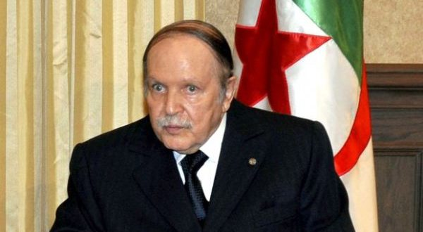 Le président de la République, Abdelaziz Bouteflika