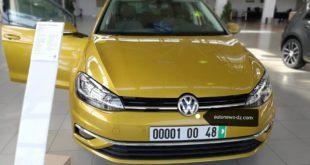 Volkswagen Golf SOVAC Algérie