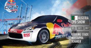 Red Bull Car drift Algérie
