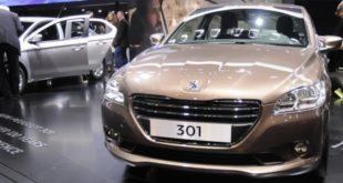Projet usine Peugeot Algérie