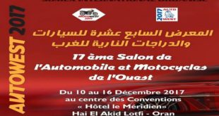 salon autowest Oran