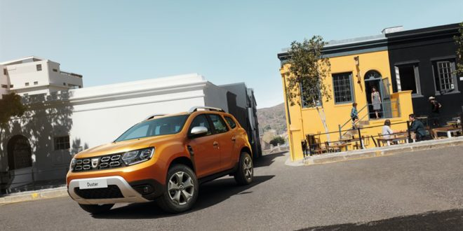 2017 - New Dacia DUSTER