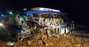accident bus Djelfa 2