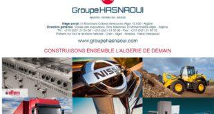 groupe Hasnaoui Algérie