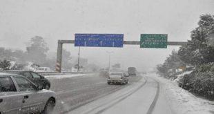 neiges Algérie