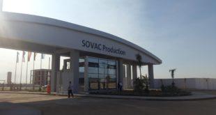 sovac-production algérie
