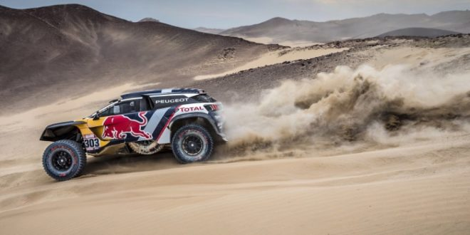 Stage 2_Dakar_Team PEUGEOT Total_7.1.2017_PEUGEOT SPORT _ MCH Photograpy_4