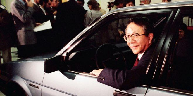Image result for Décès d'un ancien président de Toyota