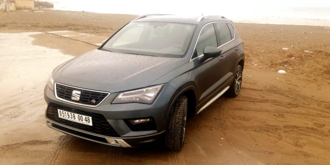 essai du seat ateca 2 0 tdi de 140 ch dsg6 le compagnon id al autonews. Black Bedroom Furniture Sets. Home Design Ideas